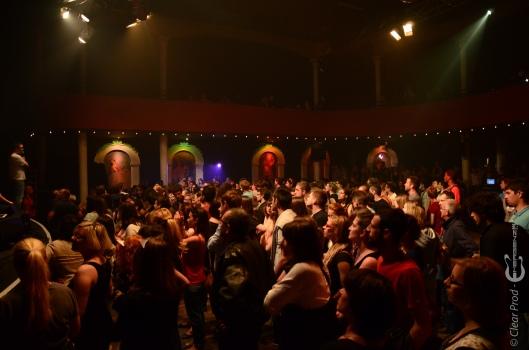 Le public est venu nombreux pour cette deuxième soirée du Week-End